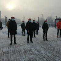 Митинг, посвященный Дню Неизвестного Солдата